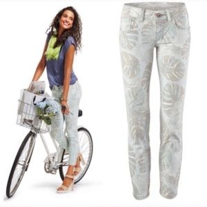 CABI NEW WITH TAGS PARADISE SKINNY CROPPED JEANS